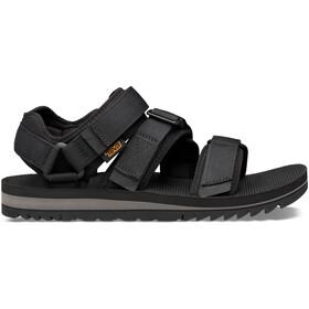 Teva Cross Strap Trail Sandalen Herren black